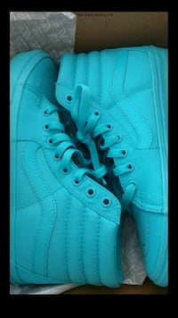 pair of blue Nike high-top sneakers Greenbelt, 20770