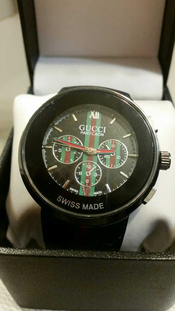 9ee506f2b Used Gucci Pantcaon Watch for sale in Riverdale - letgo