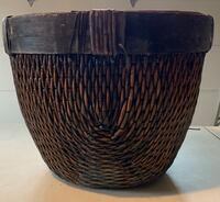 Large round wicker baskets -2 available Mc Lean, 22101