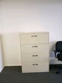Four Drawer file cabnet