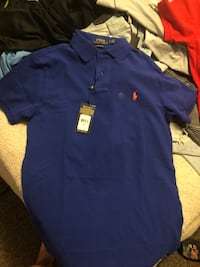 blue Ralph Lauren polo shirt Midland, 79701