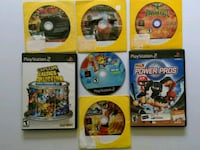 7 PlayStation 2 Games for sale Bronson, 32621