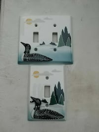 Clay Light switches plates  536 km