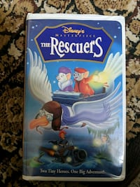 The Rescuers VHS tape Englewood, 80113