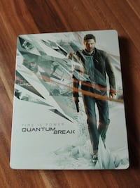 Quantum Break _Steelbook