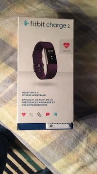 BRAND NEW Fitbit Charge 2 purple Regina, S4V