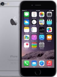 space gray iPhone 6 screenshot Hamilton, L9C 6S6