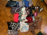 Extra small women's clothing lot -various brands. Vancouver, V5T 4H2