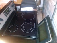 black and gray electric range oven Bartlett, 38135