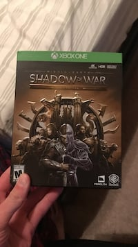 Shadow of War for Xbox one Covington, 70435