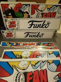 Funko fan vault collection