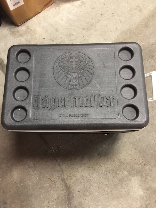 Used Jagermeister Cooler For Sale In Findlay Letgo