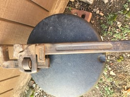 """TRIMO PIPE WRENCH 24"""""""