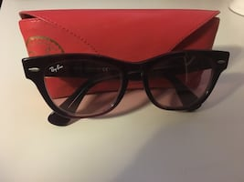 Limited Edition - Ray Ban Tinted Sunglasses - Women
