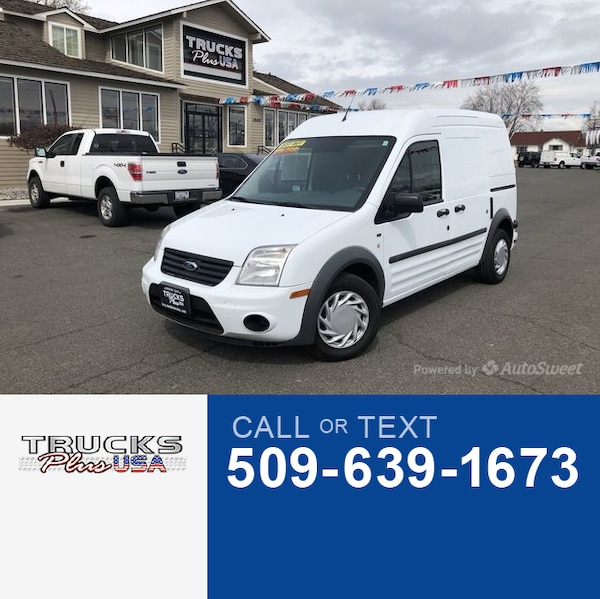 Used 2013 Ford Transit Connect Van XLT For Sale In Yakima