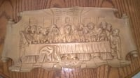 The Last Supper Wood Carvings