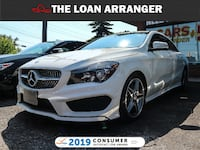 2016 Mercedes-Benz CLA250 with 80,566km and 100% Approved Financing Toronto