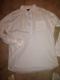 white button-up shirt Charlotte, 28209