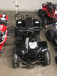 Brand New 110cc Kids ATV Automatic Gas  Chicago, 60647