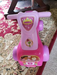 Small ride o  toy for toddler
