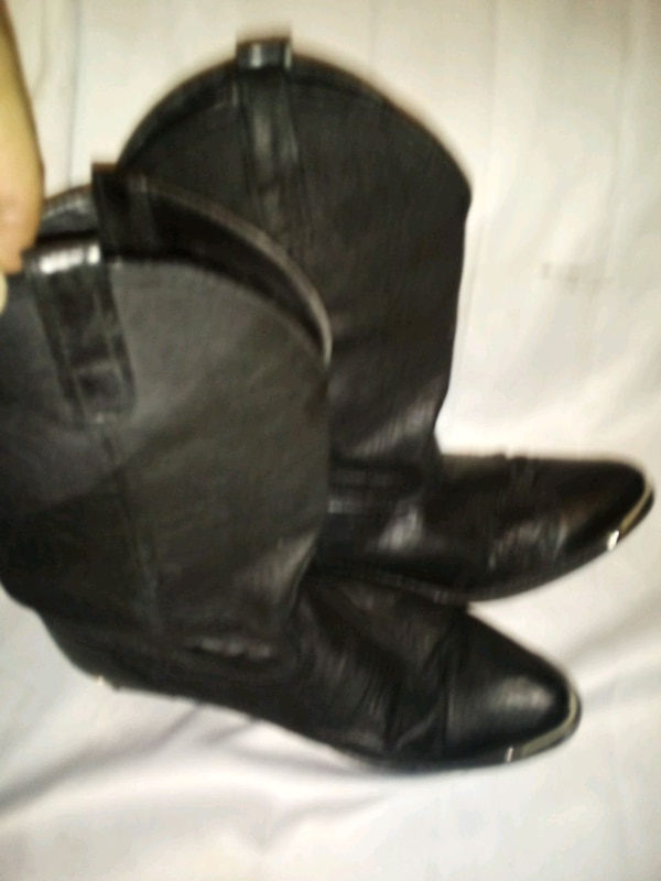 11 mens boots real leather 2