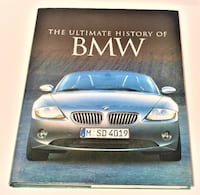 BMW the Ultimate History 192 page hardcover