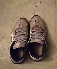pair of gray-and-black sneakers Whiteville, 28472