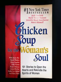 Chicken Soup For The Woman's Soul book Toronto, M4S