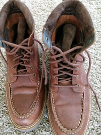 Cole haan brown leather shoes Chicago, 60615