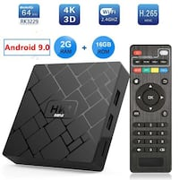 Tv box - Android tv box