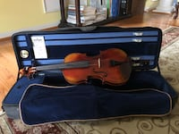 Violin in very good condition; high quality.  Still have original sale certificate Fairfax, 22033