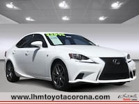 2015 Lexus IS 250 Corona