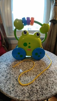 Fisher-Price Pull Along Froggy
