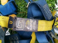 Harness with Double Lanyards  Melrose, 32666