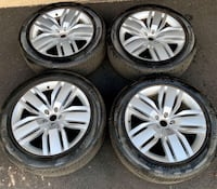 "Like new 20"" VW Atlas wheel/tire set Ashburn, 20147"