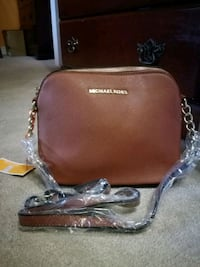 Brown cross body bag Mississauga, L4Z 4K5