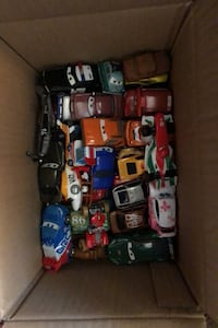 Toy cars/vehicles