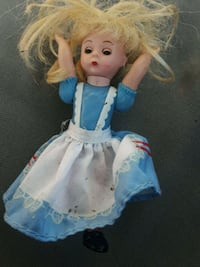 doll in white and blue dress Miami, 33155