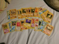 Trainers assorted Pokemon trading card collection Barrie, L4M 4Y8