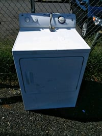 white front-load clothes washer Hillcrest Heights, 20748
