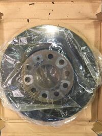 Audi A4 rotors 2004 288mm Severn, 21144