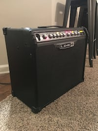 Line 6 spider III, great amp hundreds of settings