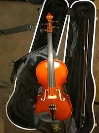 Student 3/4 Violin- never played Spring, 77388