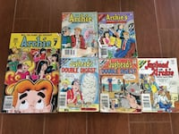 Lot of Archie & Jughead comic books Port Coquitlam