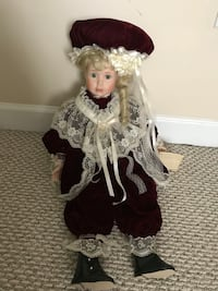 Victorian Collection Gallery Doll Charlotte, 28273