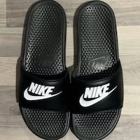 Brand New Nike Slides (tags & box)