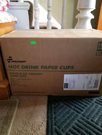 Skilcraft 2000 hot drinking paper cups Milwaukee, 53202