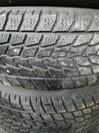 185/65r15 Toyo Observe G-02 (with Rims) 724 km