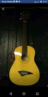 Dean playmate acoustic guitar