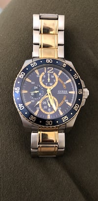 Guess men's watch Seoul